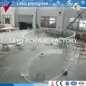 Custom Size Giant Acrylic Fish Tank - 7