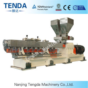 The Twin Screw Extruding Machine of PVC PE XPS pictures & photos