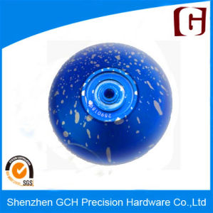 Precision CNC Machining Part for Yoyo Ball with Baking Varnish