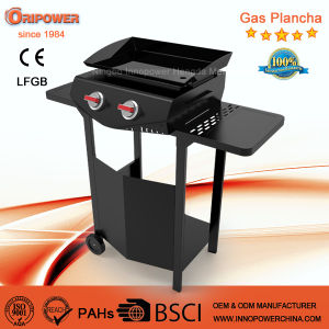 2 Burner Gas Barbecue Grill with Trolley pictures & photos
