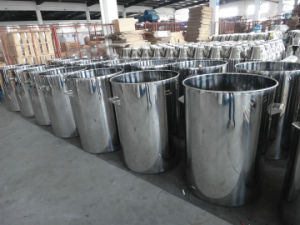 Stainless Steel Barrel Tank 100L-500L pictures & photos
