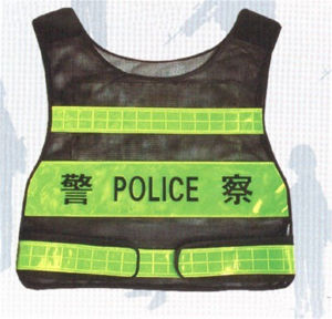 Reflective Vest for Police pictures & photos