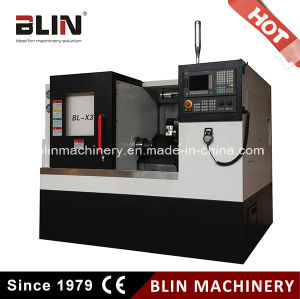 High Accuracy Slant Bed CNC Lathe with Taiwan Linear-Guideway (BL-X30) pictures & photos