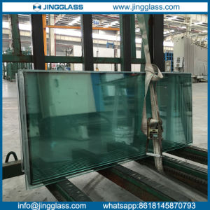 3-22mm Clear Flat Fully Tempered Toughened Glass for Bathroom Door Office Door pictures & photos