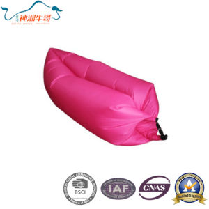 Best Price Lazy Sleeping Bag Inflatable for Camping