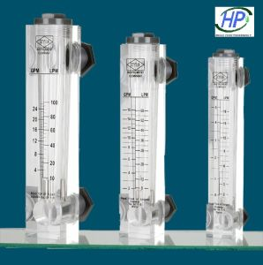 RO Water Treatment Equipment-Panel Type Flow Meter pictures & photos