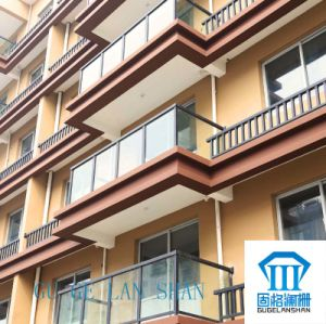 High Quality Wrought Zinc Steel Balcony Guardrail 008