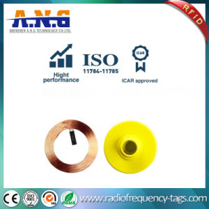 Radio Frequency Identification RFID Animal Ear Tag for Livestock pictures & photos
