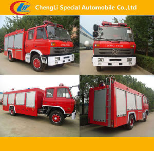 4*2 Dongfeng Fire Fighting Trucks pictures & photos