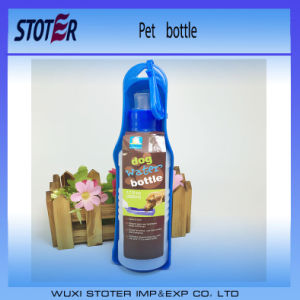 Fashion Colorful Eco-Friendly 500ml Plastic Pet Drinking Bottle