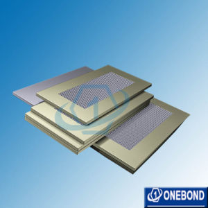 Onebond Expanded 3003 Series Aluminum Honeycomb Core for Composite Panels pictures & photos