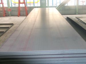 Steel Construction Factory Building A36 Ss400 Grade Steel Plate pictures & photos