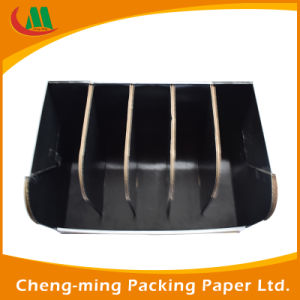 Customized Printed Corrugated Recycleable Cardboard Box Dividers