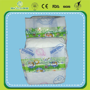 Economic Cheap Price Baby Diaper with Super Absorbency
