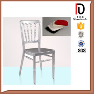 Stacking Aluminum Metal Resin Hotel Restaurant Wedding Chiavari Tiffany Chair (BR-C310) pictures & photos