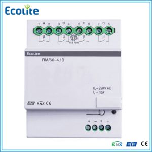 China Smart Home 4 Fold Switch Actuator China Knx Eib