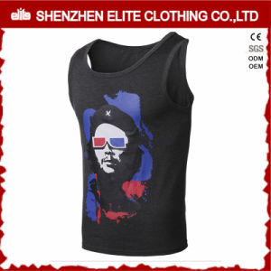 Wholesale Custom Made Cheap Cotton Tank Top (ELTVI-2) pictures & photos
