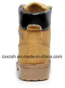 Genuine Leather Military Tactical Police Boots pictures & photos