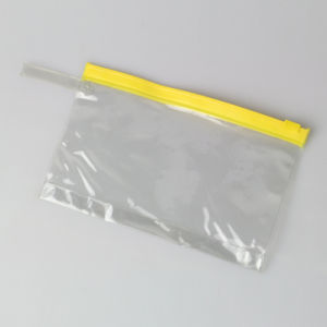 Eco-Friendly Cheap Price Clear PVC Document Packaging Bag