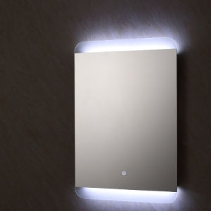 Popular Hotel Bathroom Touch Screen Mirror with LED Light 6018 pictures & photos