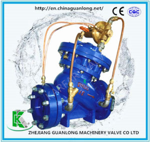 Automatic Constant Downstream Pressure Flow Control Valve (GL715X)
