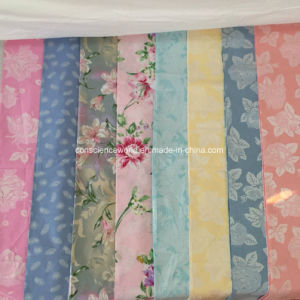 Polyester/Cotton50/50 140GSM Normal Designs Printed Down-Proof Fabric for Quilt Cover