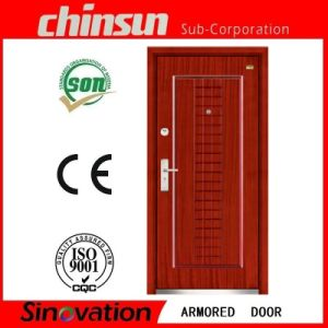 Hot Selling Steel Wooden Door with Low Price pictures & photos