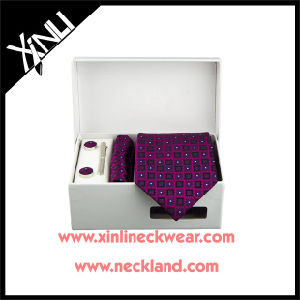 Custom Gift Paper Packaging Neck Tie Box for Sale