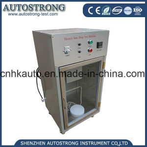 IEC60335-2-3 Electric Iron Drop Tester pictures & photos