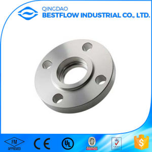 Hot Sale S235jr Carbon Steel Forged Flange pictures & photos
