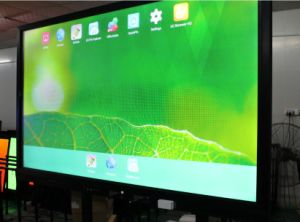 IR Touch Screen Panel for Interactive Table, Interactive 65inch TV pictures & photos