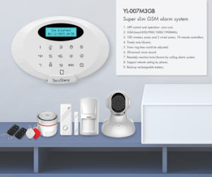 New Arrival GSM Alarm System From Secustone pictures & photos