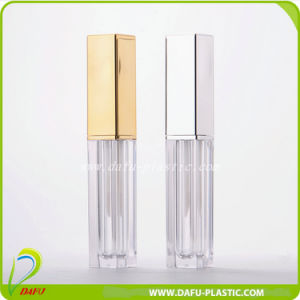 Aluminum Fancy Tube Empty Custom Lip Gloss Cosmetics Container pictures & photos