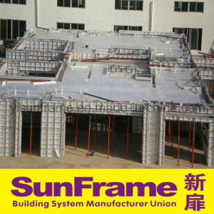 Wall Panel and Slab Panel Aluminium Formwork pictures & photos