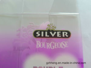 UV Coating Foil Stamping Clear Folding Cartons (foldable box) pictures & photos