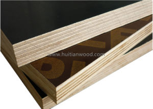 High Quality Black Film Faced Plywood for Building with Ce Certificate