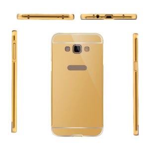 Metal Platinum Plating Cell Phone Case for Samsung Galaxy A5