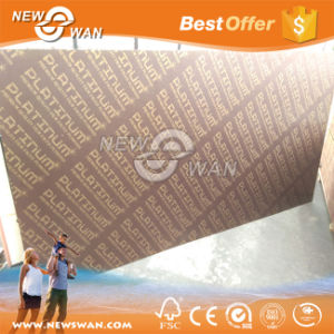 Strong and Durable Film Faced Plywood with Best Price (NFFP-1402) pictures & photos