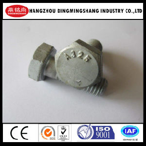 En14399-4 High Tensile Bolt for Steel Structure pictures & photos