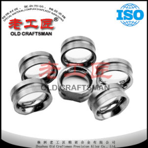 K10 High Polished Solid Tungsten Cemented Carbide Wire Guide Dies pictures & photos