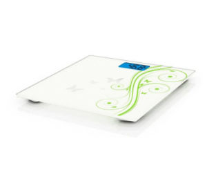 Personal Digital Electronic LCD Body Weighing Scale pictures & photos
