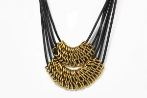 Newest Luxury Handmade Jewelry Gold necklace pictures & photos