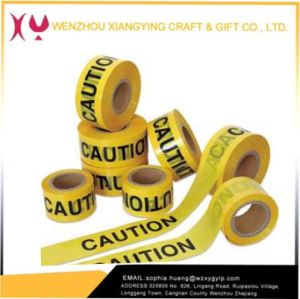 New Arrival Latest Design Impact Resistant Warning Tape Price PE pictures & photos