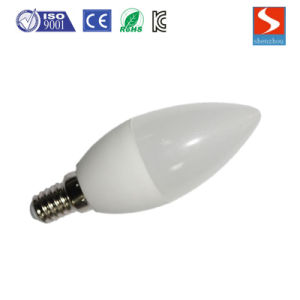 5W 400lm SMD LED Candle Lamp pictures & photos