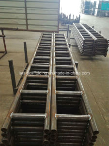 Q235/Q345 Scaffolding Steel Ladder Beam for Construction