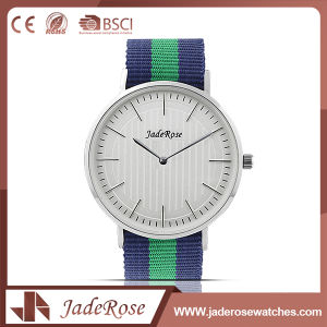 Green Customized Logo Quartz Wrist Stainless Steel Watch pictures & photos