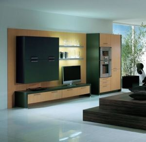 Turkey Wooden Luxury Kitchen Furniture pictures & photos