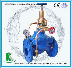 Automatic Oblique Safety Quick Pressure Relief Valve (430X)