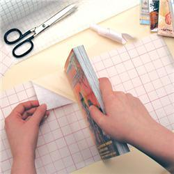 Precut Laminate Sheets for Book Covering pictures & photos