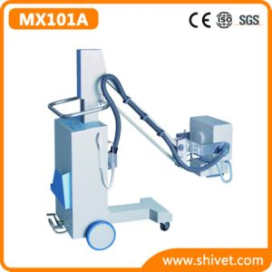 High Frequency Veterinary Mobile X-ray Machine (MX101A) pictures & photos